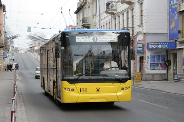 У Тернополі запрацював автобусний маршрут № 37