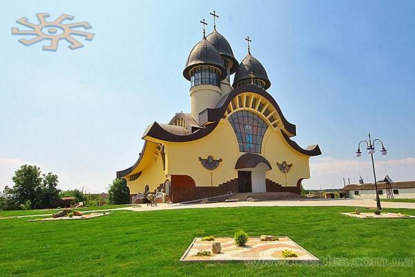 Греко-католицька церква на Львівщині перемогла на Міжнародному будівельному конкурсі