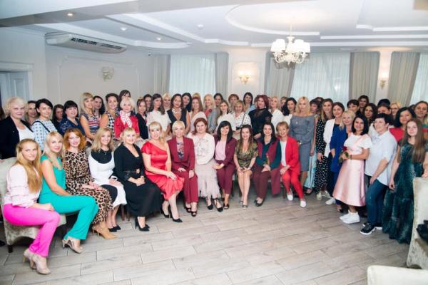 Про те, «Чого хоче жінка» - розмовляли з тернополянками бізнес-леді Надія Лисецька та сексолог-терапевт Наталія Ішкова