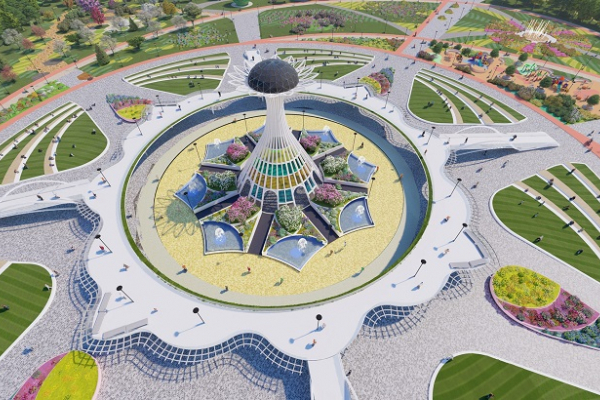 Як виглядатиме новий міський парк у Тернополі