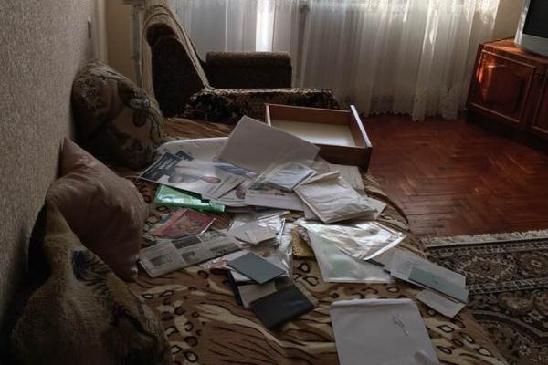 Родину тернопільського депутата обікрали