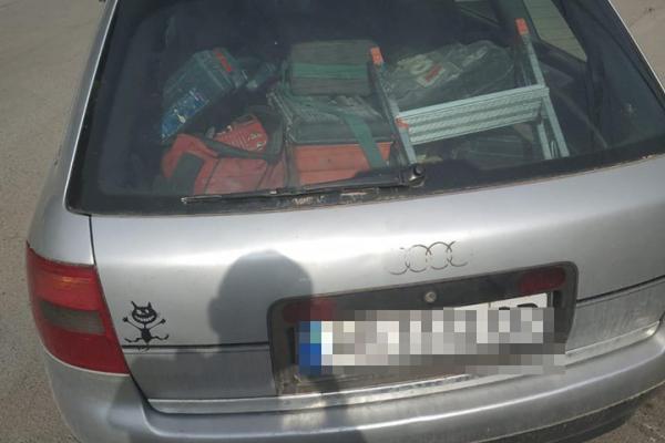 У Тернополі підроблюють реєстраційні номери машин
