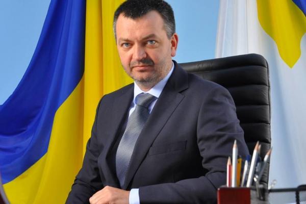Керівник фіскальної служби Тернопільської області Ігор Комендат звільнився