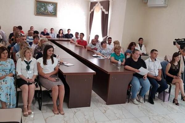 У Великогаївській ОТГ запрацював інформаційно-консультативний бізнес-пункт