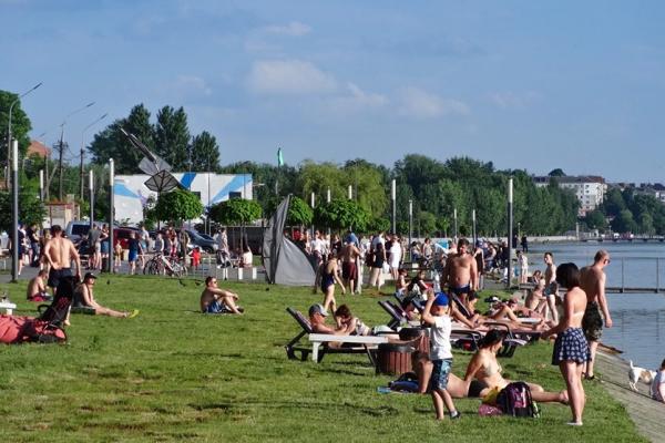 У Тернополі буде заборонено купатися на «Циганці»