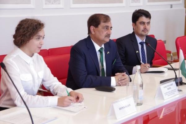 Тернопільщину відвідав Посол Ісламської Республіки Пакистан