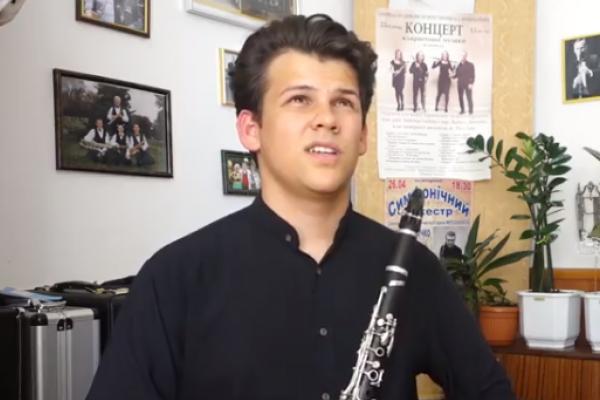 17-річний тернополянин створює унікальні композиції для відомих оркестрів та фільмів