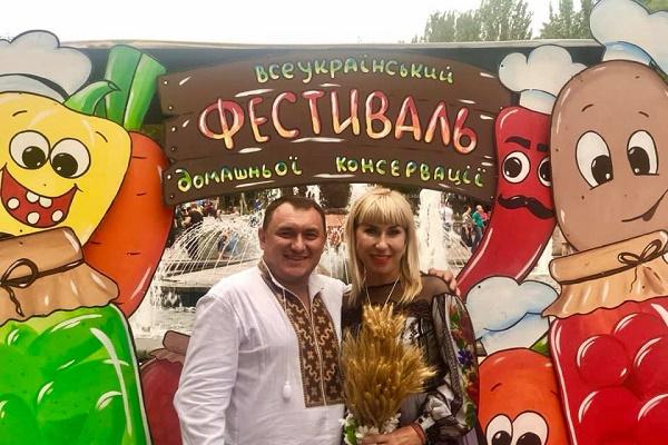 Варення тернополян Навроцьких визнали найоригінальнішим на Всеукраїнському фестивалі домашньої консервації у Запоріжжі