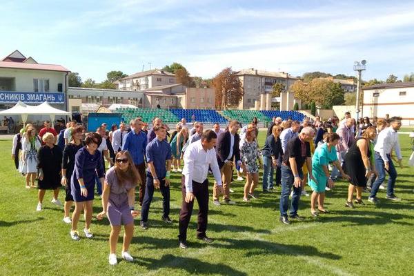 Фестиваль громад Тернопільщини #РАЗОМ DOBRE відбувся в Теребовлі