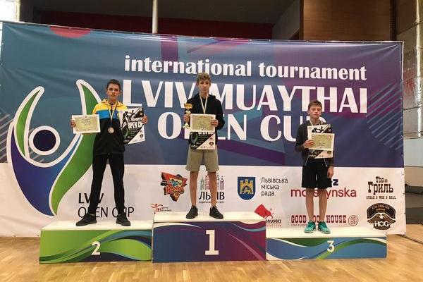 Спортсмени з Тернополя гідно виступили на змаганнях у сусідній області