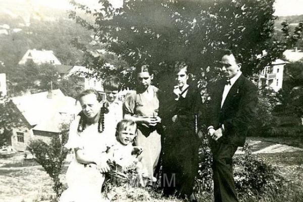 Кременчани на фото 1930-х років