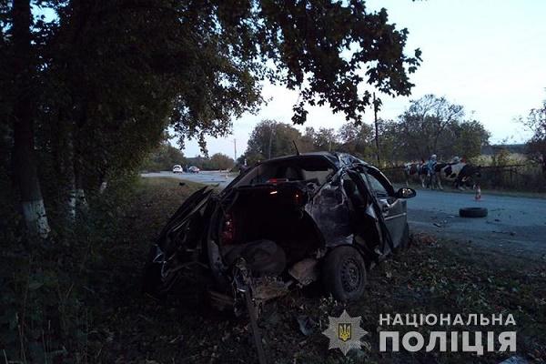 У Борщівському районі у ДТП загинув 27-річний чоловік