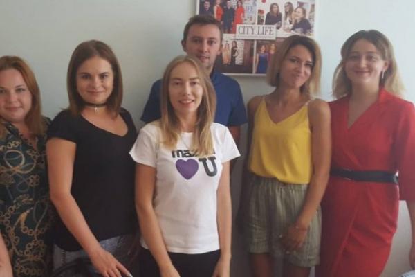 Фахівці Тернопільської юстиції провели круглий стіл із працівниками журналу «CITY LIFE»