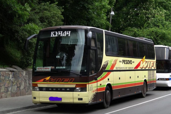В місті на Тернопільщині водій неприємно образив АТОвця