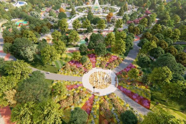 «Зелений амфітеатр»: у  Тернополі створять новий парк