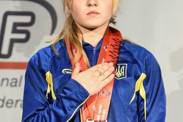 Тернополянка встановила новий світовий рекорд