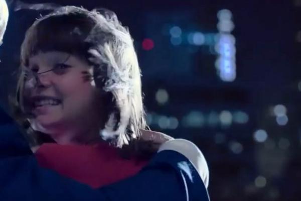 Юна тернополянка знялася в українському фантастичному сімейному фільмі