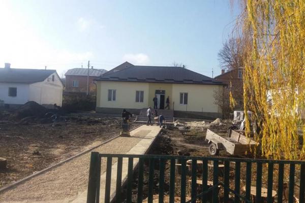 На Тернопільщині відкриють  пансіон  для літніх людей