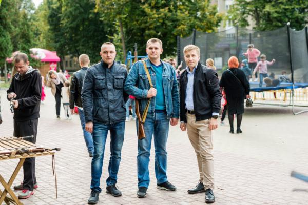 Депутати-свободівці організували справжнє свято для тернополян