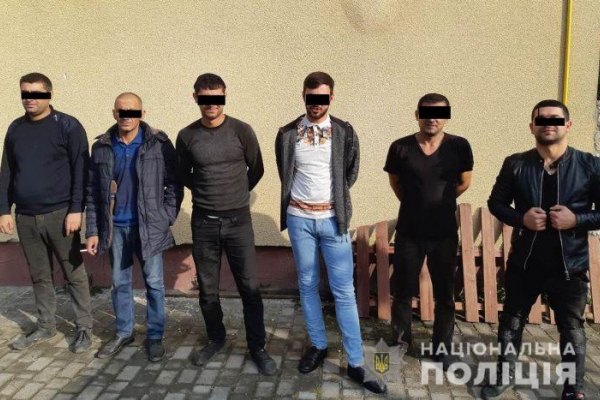 З Тернопільщини депортували чотирьох нелегалів