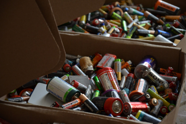 На Тернопільщині транспортують використані батарейки до Румунії