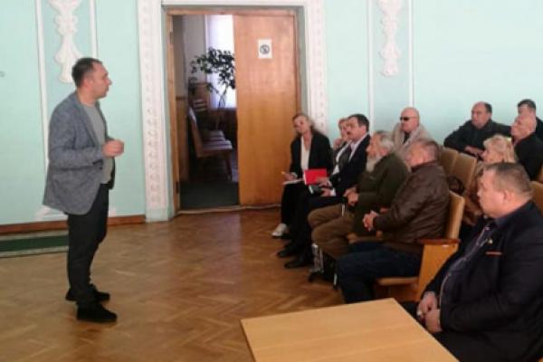 Ігор Василів: «Україна повинна бути українською»