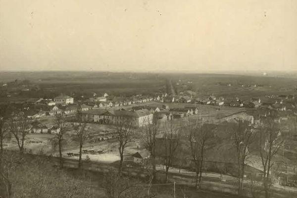 Новий Почаїв на Тернопільщині 100 років тому (Фото)