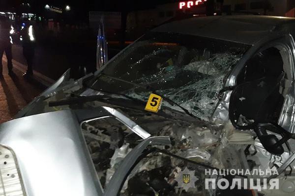 У ДТП на Микулинецькій у Тернополі загинув чоловік