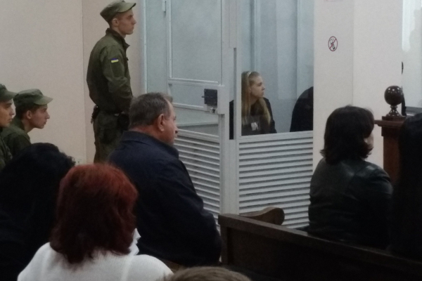 У Тернополі засудили жінку за вбивство АТОвця