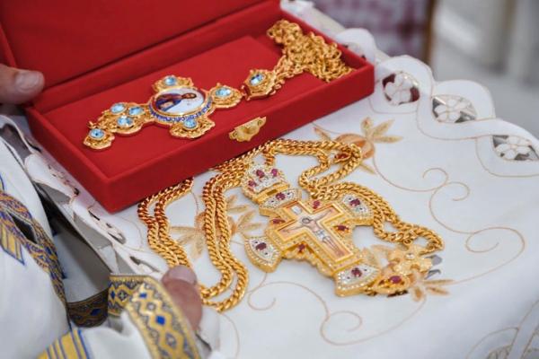 Священники з Тернопільщини отримали високі церковні відзнаки