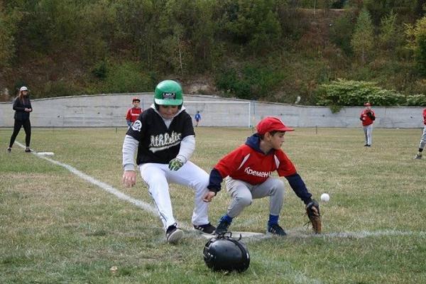 На Тернопільщині відбувся перший чемпіонат з бейсболу