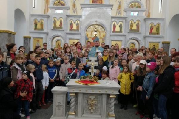 На Тернопільщині відбулася проща родин