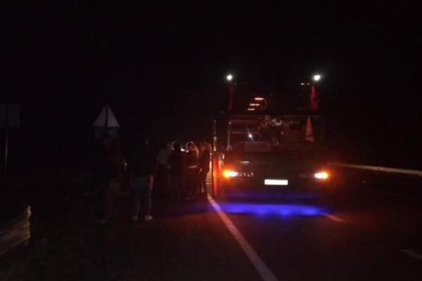 Смертельна аварія: біля Тернополя авто врізалося в автобус