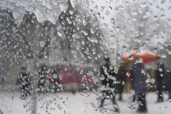 Цього тижня може випасти мокрий сніг