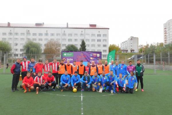 У Тернополі визначили володаря «Суперкубка Опілля» на міжнародному турнірі з міні-футболу