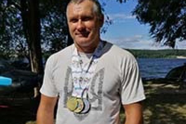 Тернопільський спортсмен став тричі чемпіоном світу