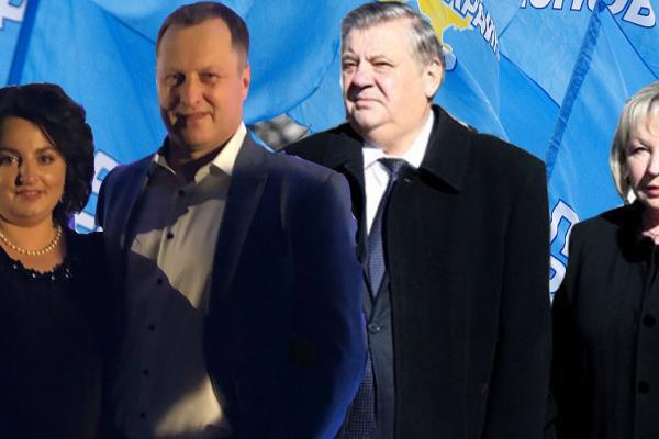 Екс-регіонал Хоптян рветься до влади на Тернопільщині через своїх замаскованих ставлеників?