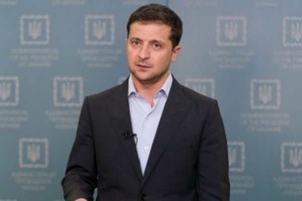 Прес-марафон з Президентом України Володимиром Зеленським