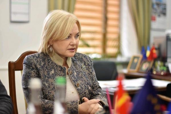 Оксана Білозір у Тернополі представить «Програму оздоровлення економіки України»
