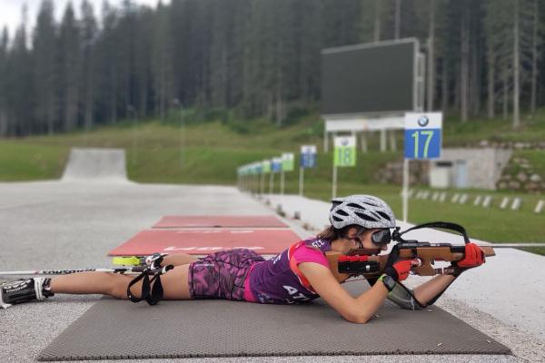Олександра Усенко з Шумська готується до поїздки на олімпіаду до Швейцарії