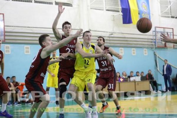 БК «Тернопіль» розпочав новий сезон із двох впевнених перемог