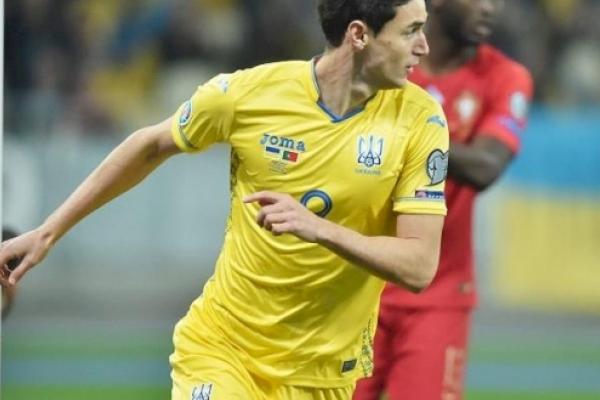 Україна вийшла на Євро з першого місця в групі