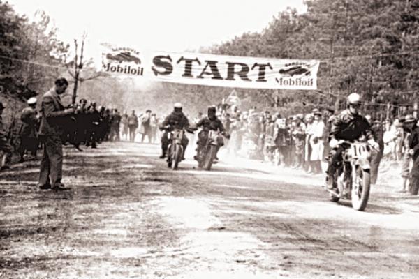 Змагання з мотоспорту в Кременці 80 років тому