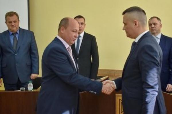 Едуард Кольцов очолив службу судової охорони Тернопільської області
