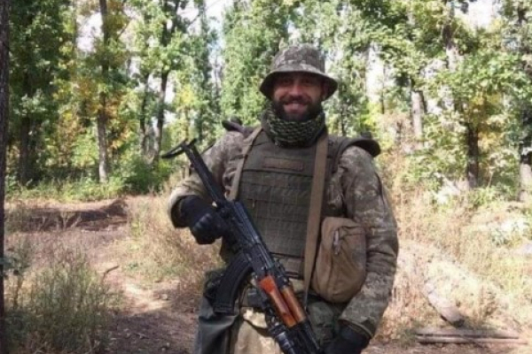 Знову смерть: На Донбасі від кулі снайпера загинув боєць Юрій Громович