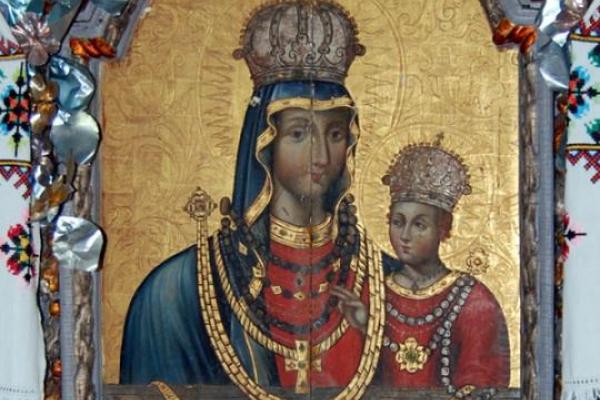 Знайдено 500-річну ікону з авторським підписом Тараса Шевченка