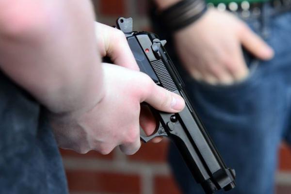 На Тернопільщині сільська п'янка завершилася стріляниною