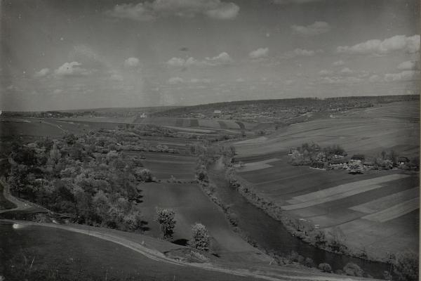 Старі Петликівці на Тернопільщині на столітніх фото