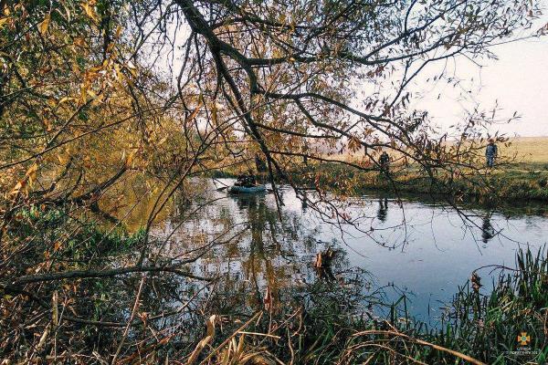 На Тернопільщині водолази уже тиждень шукають жінку похилого віку
