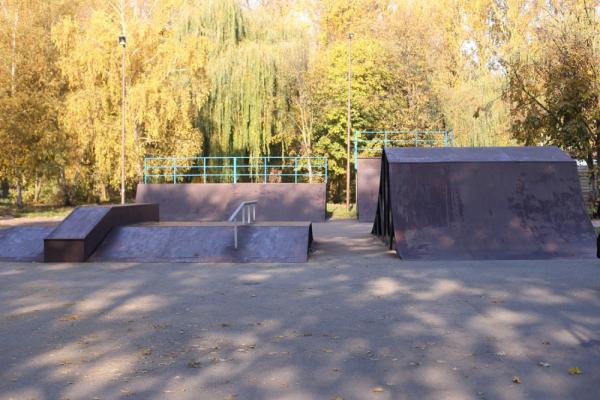 У «Топільче» відремонтували екстрим-парк